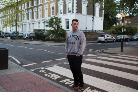 Sam Smith, London 2014